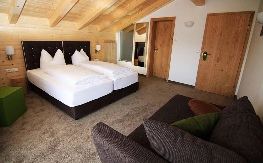 Zimmer im Alpinhotel Berchtesgaden