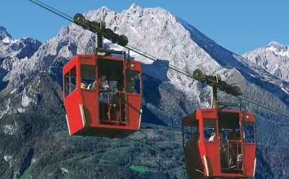 Die Obersalzbergbahn