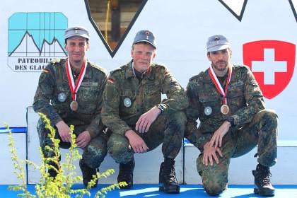 Die schnellste Mannschaft der Bundeswehr