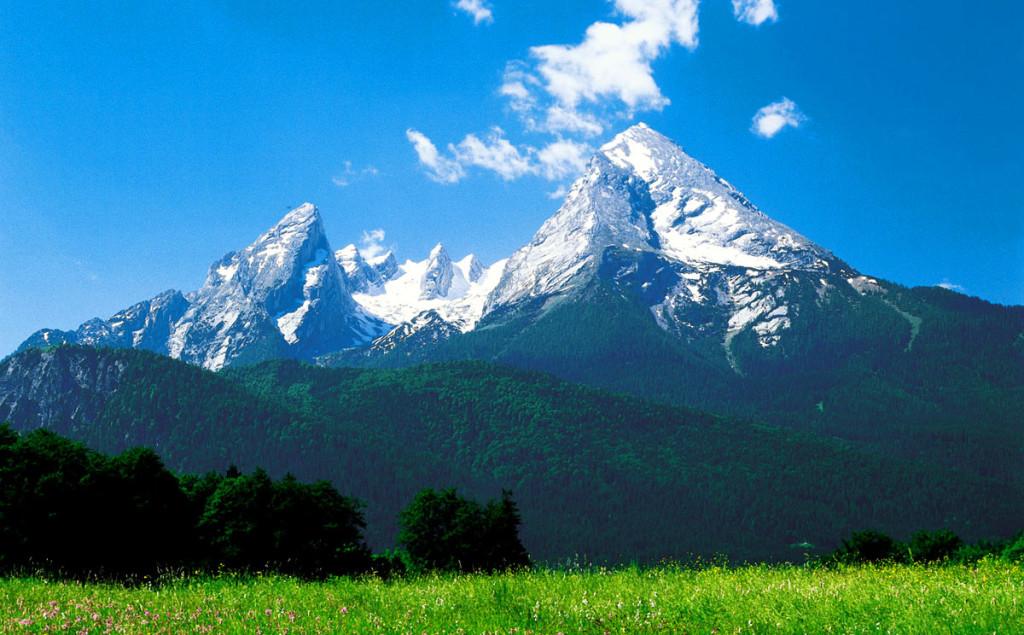 watzmann schonste berg welt