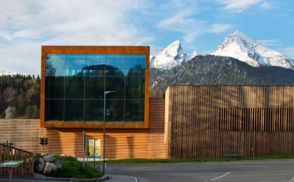 Haus der Berge | Nationalpark Berchtesgaden © Josefine Unterhauser