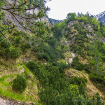 Unterwegs im Lattengebirge