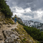 Berglauf im Lattengebirge (Trailrun)