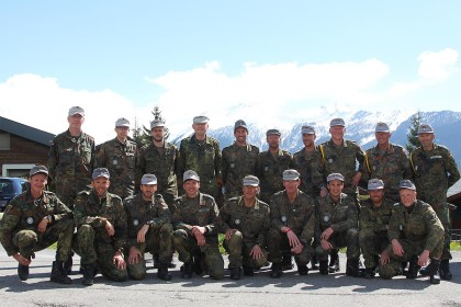 Heeresbergführer der Gebirgsjäger Brigade 23