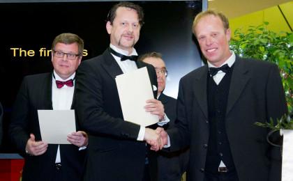 Preisverleihung Micheletti Award
