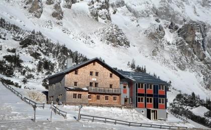 Carl von Stahl Haus: ganzjährig geöffnet