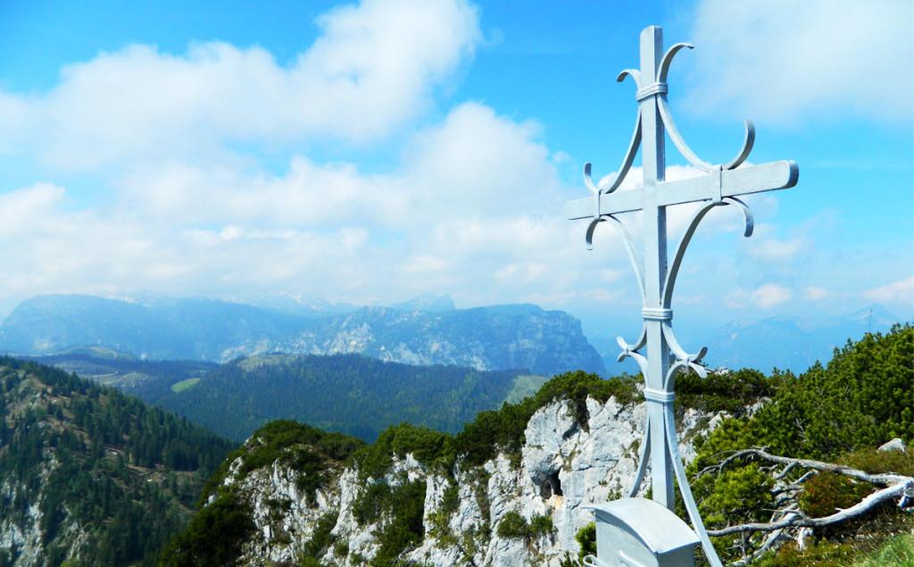 Törlkopf Gipfelkreuz
