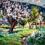 ExTempore Malerwettbewerb in Ramsau