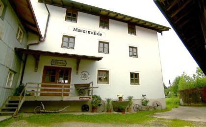 Die Maiermühle in Teisendorf
