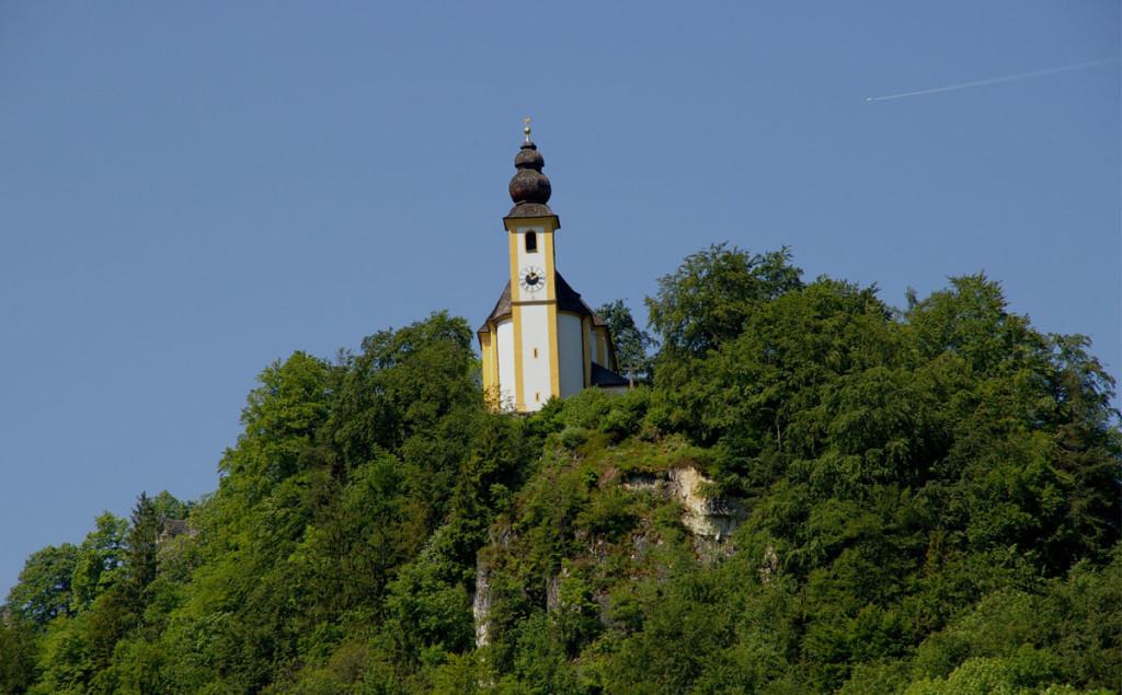 Sankt Pankraz Kirche Bad Reichenhall