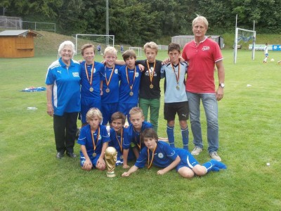 Fußballcamp im Berchtesgadener Land