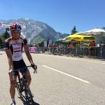 Michael Laube, Ski-Alpin-Nachwuchs, SK Berchtesgaden – startete bei den Jedermännern