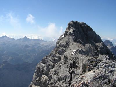 Die Watzmann-Mittelspitze