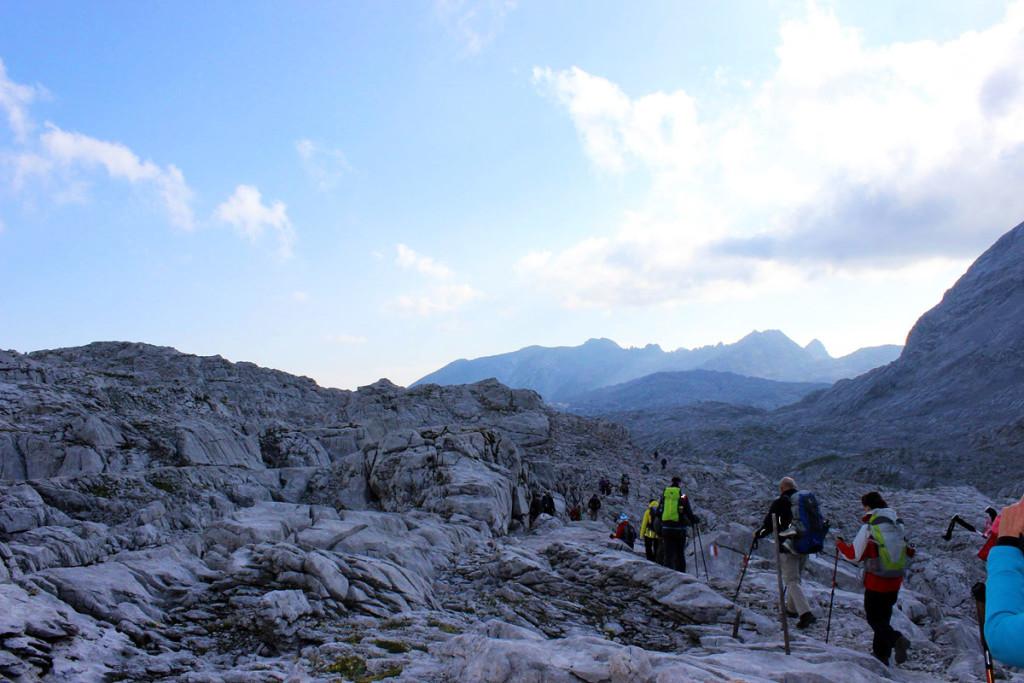 Vorbei an der Schönfeldspitze: Die Almer Wallfahrt durch das Steinerne Meer