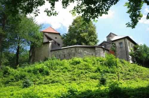 Burg Gruttenstein, Bad Reichenhall