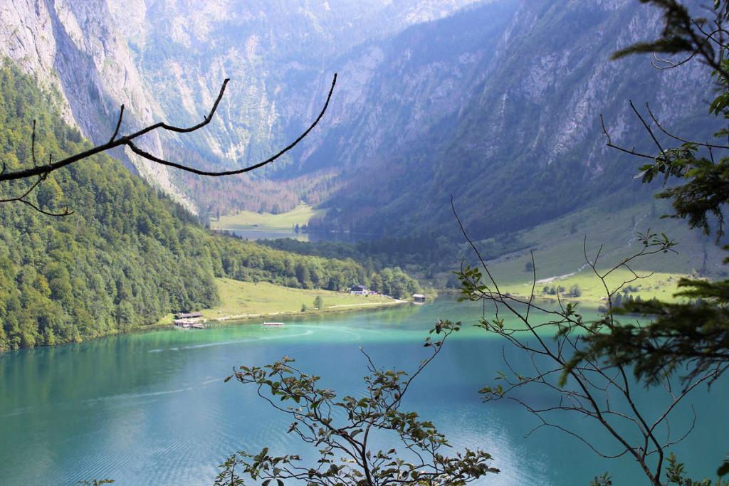 Salet und Obersee