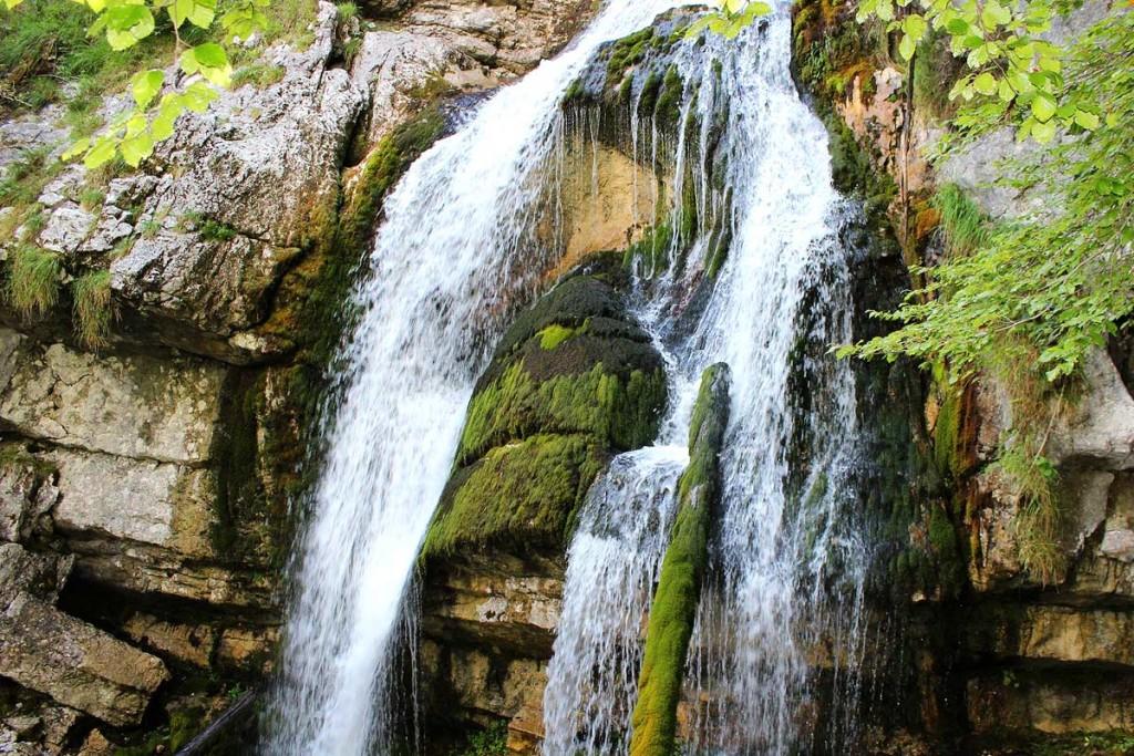 Schrainbach-Wasserfall