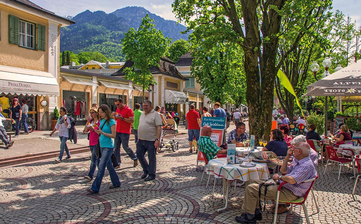 Single bad reichenhall Alpenstadt Bad Reichenhall | Urlaub in Bayern