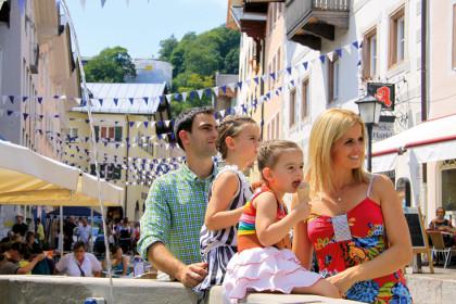 Für die ganze Familie: Kraxn-Sonntag in Berchtesgaden