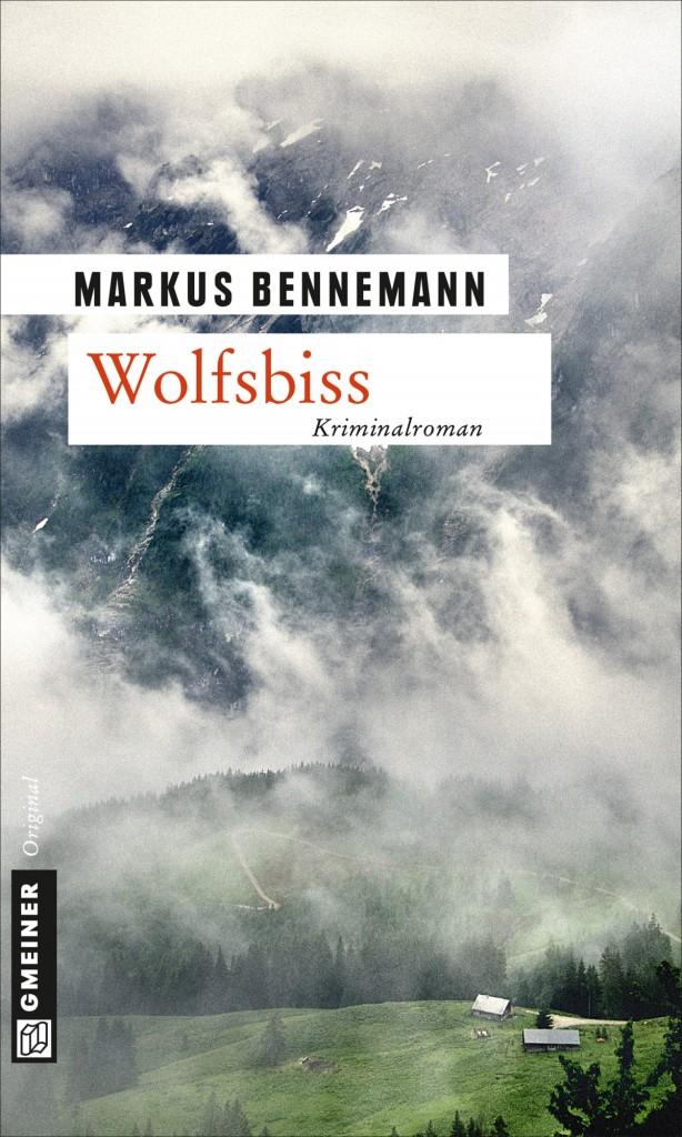 Wolfsbiss von Markus Bennemann