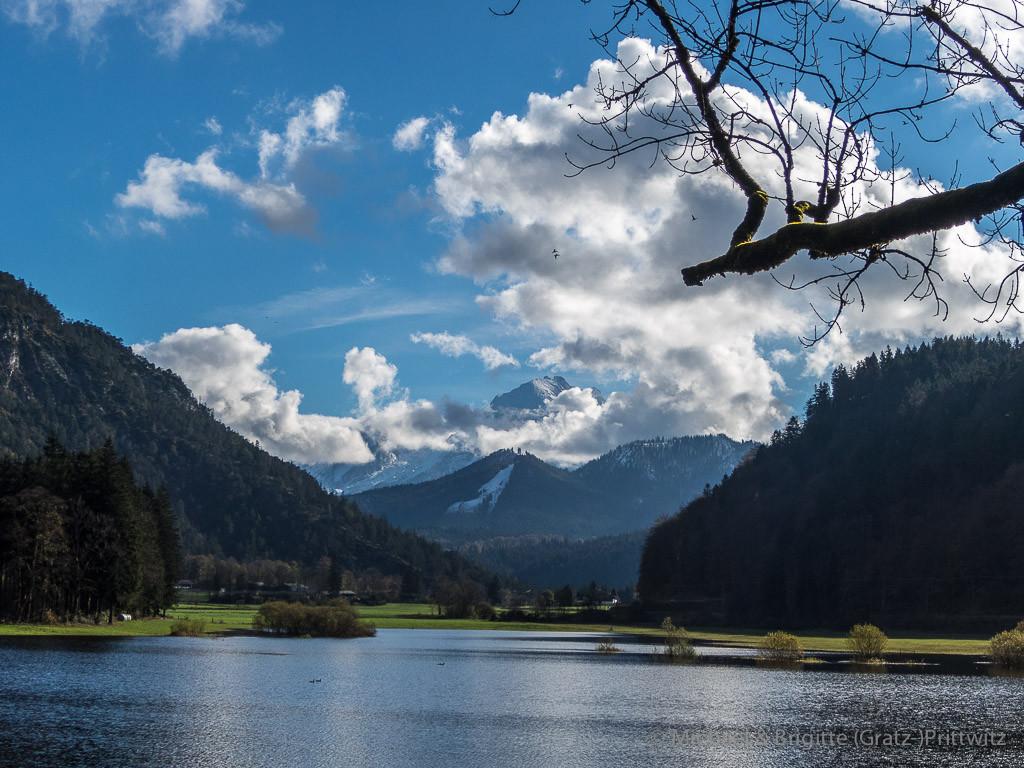 Der Hallthurmer See