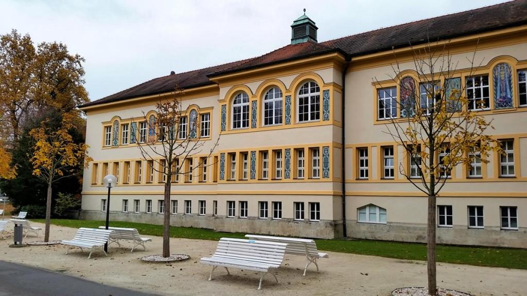 Kurmittelhaus der Moderne Bad Reichenhall
