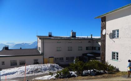 Das Berghotel Predigtstuhl