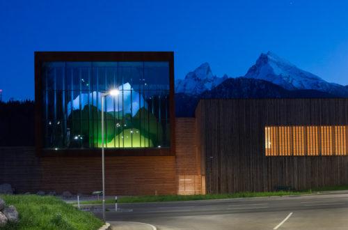 Das Haus der Berge © Josefine Unterhauser