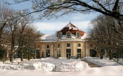 Die Konzertrotunde: Heimat der Bad Reichenhaller Philharmonie