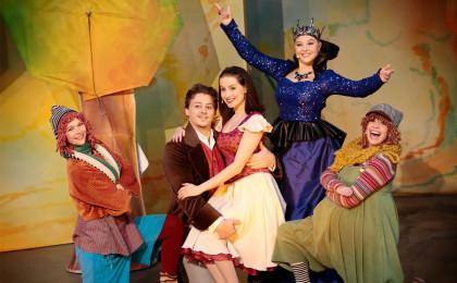 Schneewittchen - Das Familien Musical