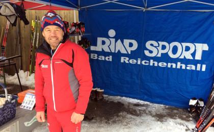 Bergsport- und Langlauf-Spezialist RIAP Sport