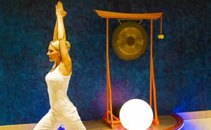 Entschleunigungs-Yoga