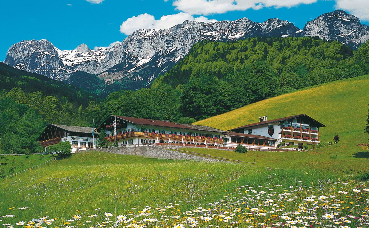 Sterne Hotel Berchtesgadener Land