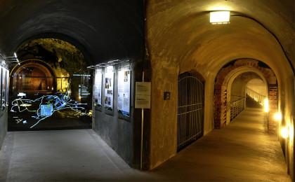 Ausstellung im Bunker am Onersalzberg