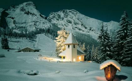 Zwischen den Jahren: Winter auf Kühroint