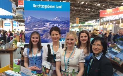 Die BGLT auf der Reisemesse f.re.e in München
