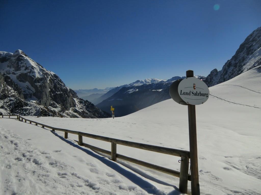 auf österreichischem Boden