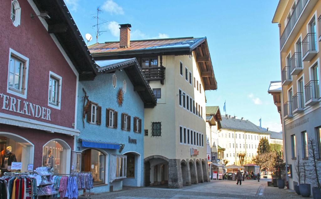 Im Markt Berchtesgaden