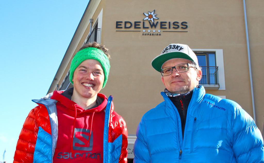 Philipp Reiter und Stephan Repke