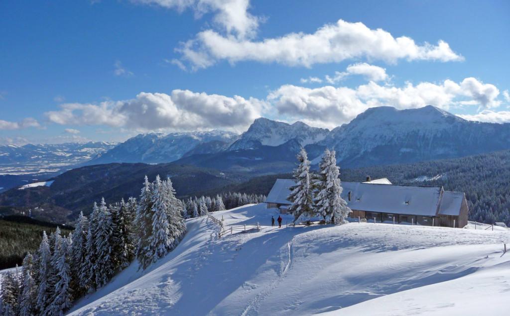 Winter auf der Stoisser-Alm © Dr. Georg Bayerle, BR