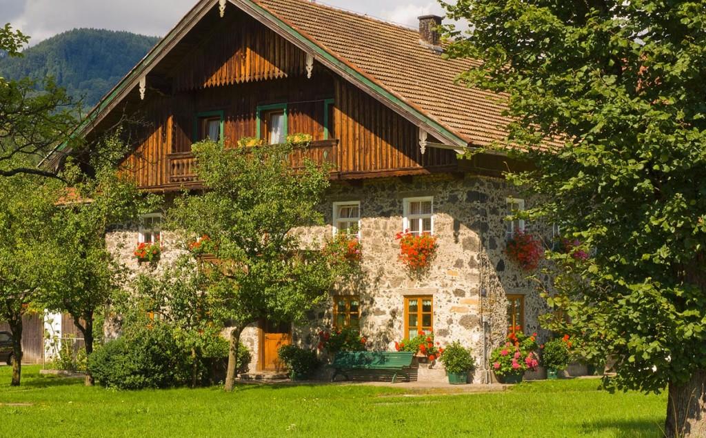 Bauernhaus in Piding-Urwies © Roha-Fotothek
