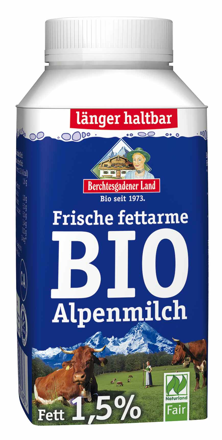 Bio Alpenmilch