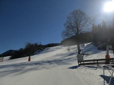 Skigebiet staatlicher Gutshof Obersalzberg