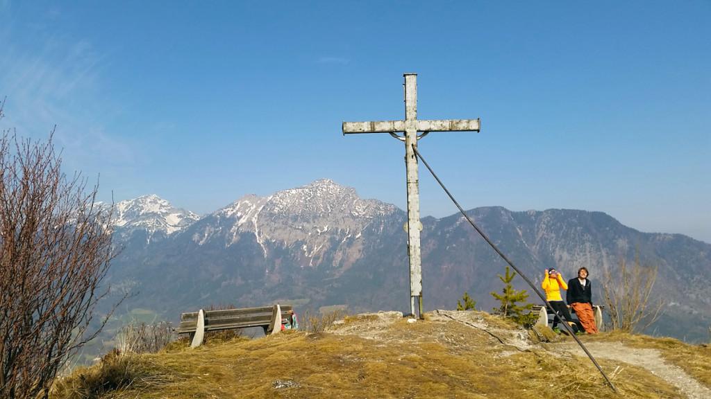 Gipfelkreuz auf dem Dötzenkopf