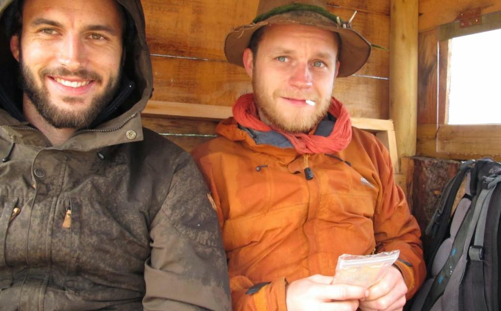 Stefan und Manuel | Höhenmeter