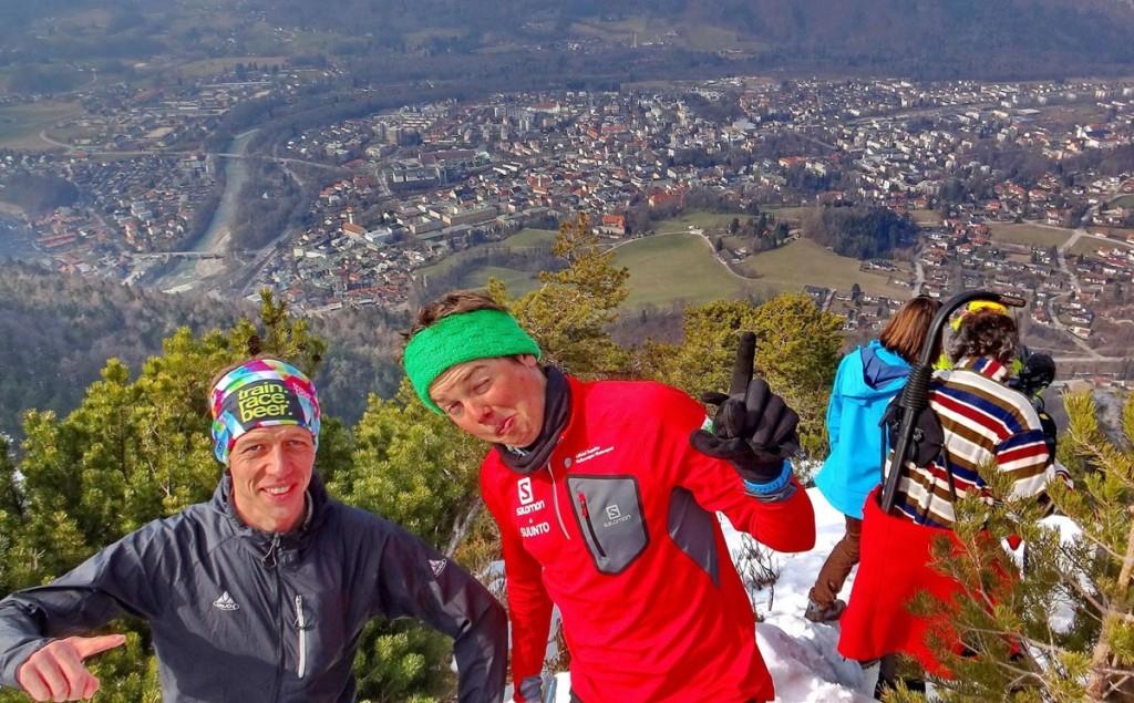 Steve Auch und Philipp Reiter