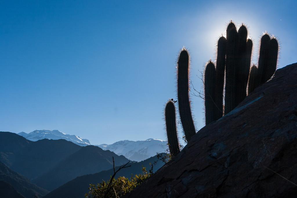 Herbstanfang in den Anden