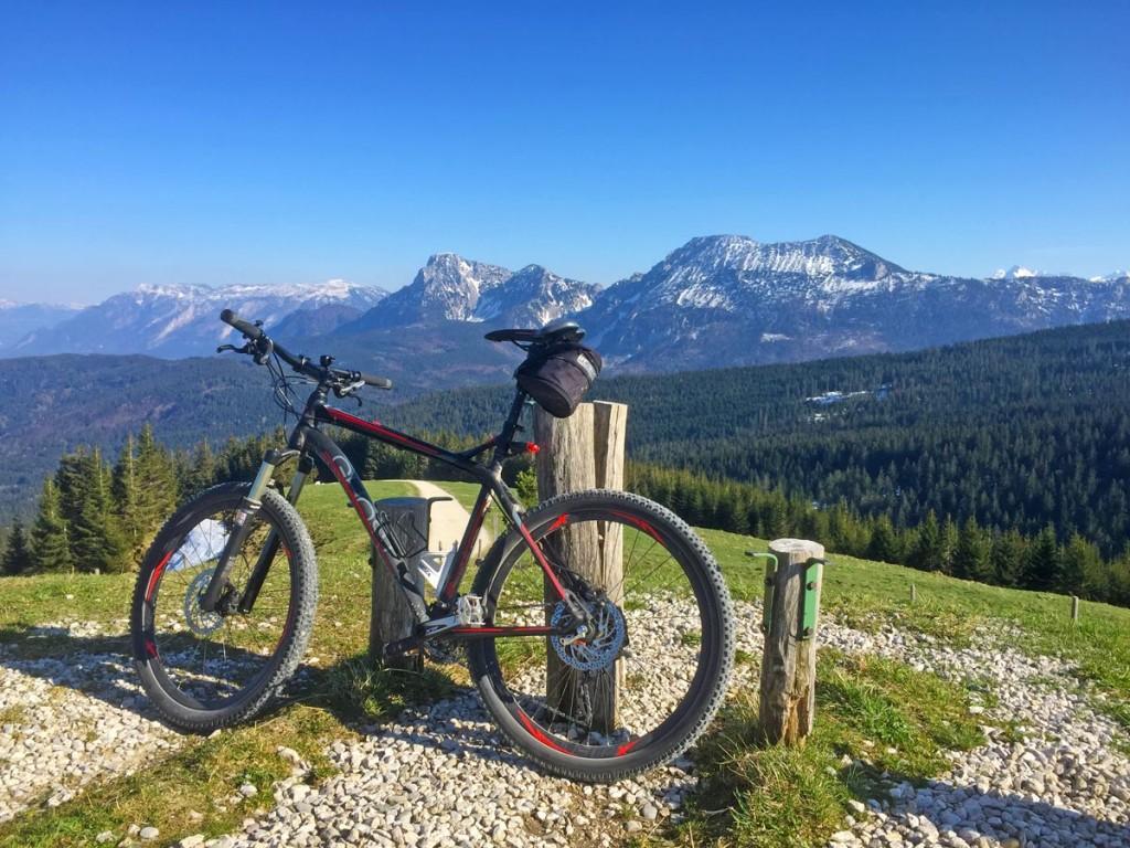 Stoißer Alm Mountainbike Tour