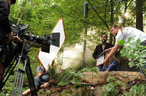 Jan-Josef-Liefers in der Weißbachschlucht © Constantin Film/Rat Pack Filmproduktion