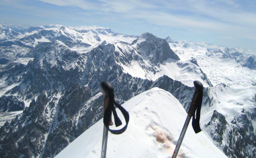 Panorama vom Hocheis